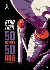 Star Trek : 50 artistes - 50 ans