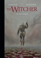 The Witcher illustré : Le Sorceleur