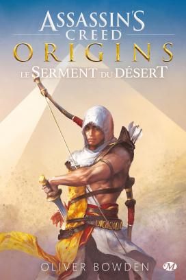 Assassin's Creed Origins: Le Serment du désert (édition Canada)