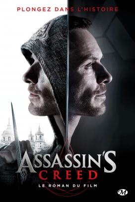 Assassin's creed : Le roman du film (édition Canada)